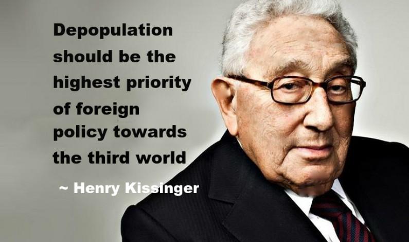 enry Kissinger